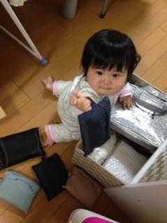 娘9ヶ月☆